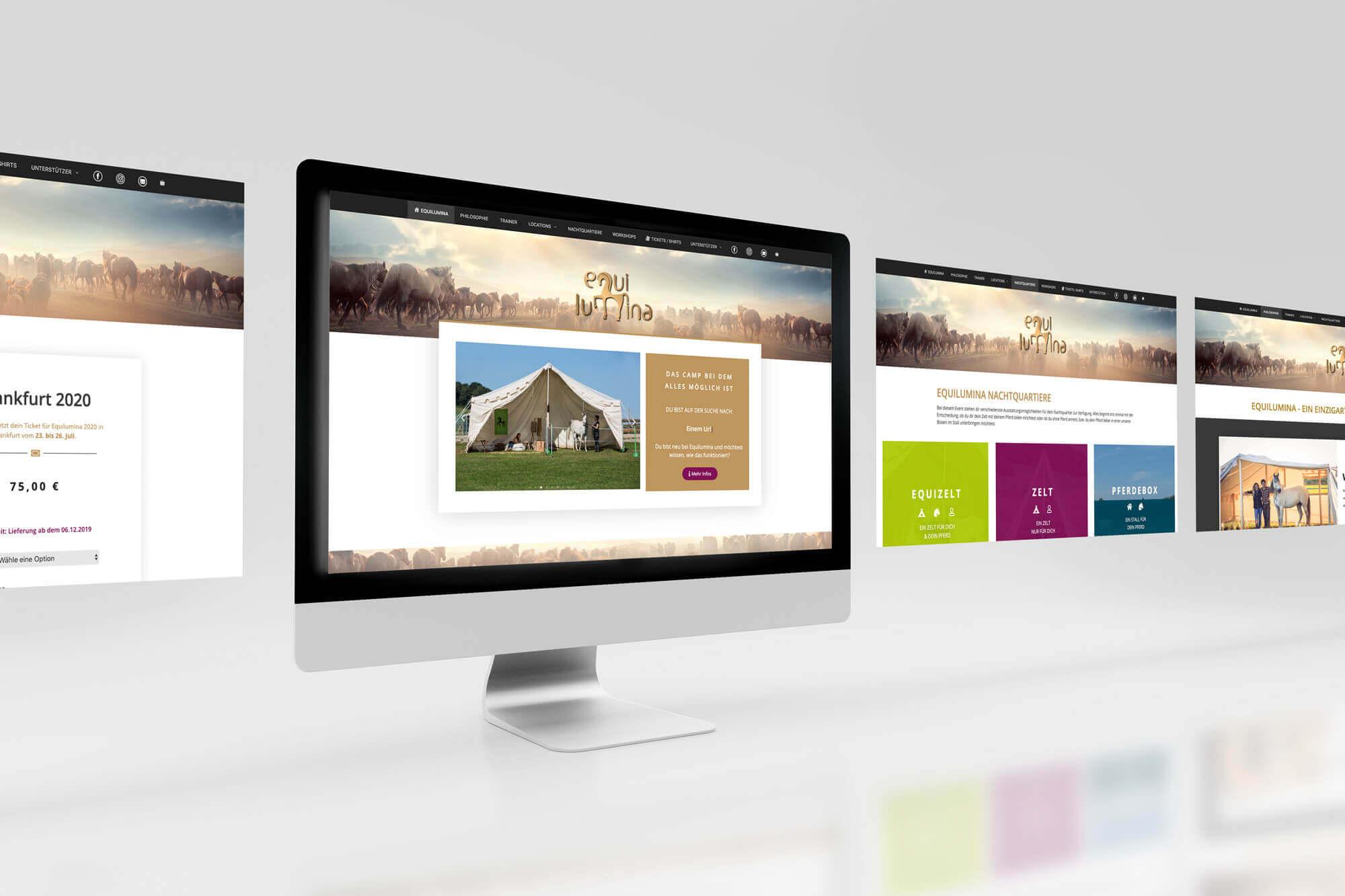 Beispiele Responsive Webdesign