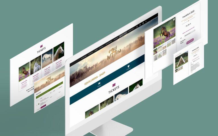 Blogartikel Webseite