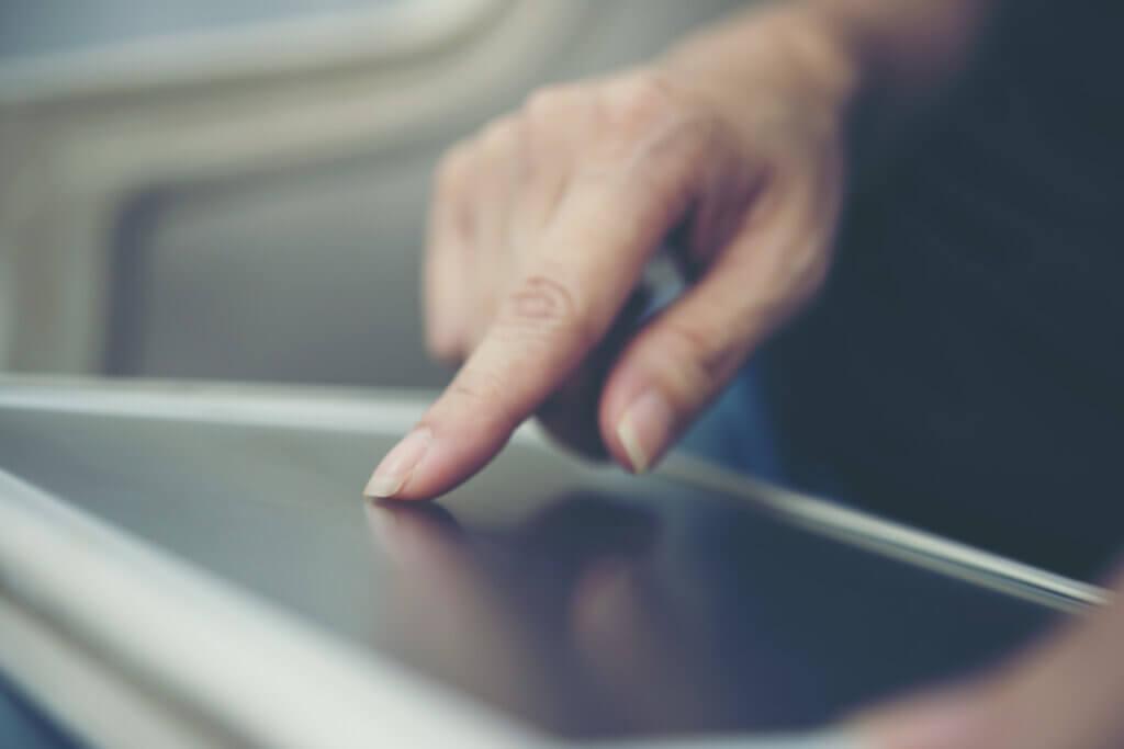Tablet bloggen