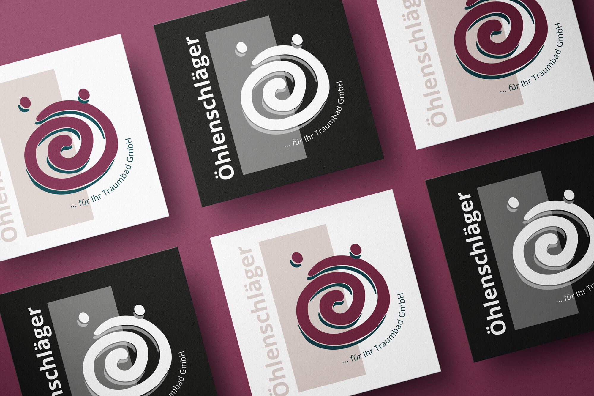 logo baederstudio oehlenschlaeger