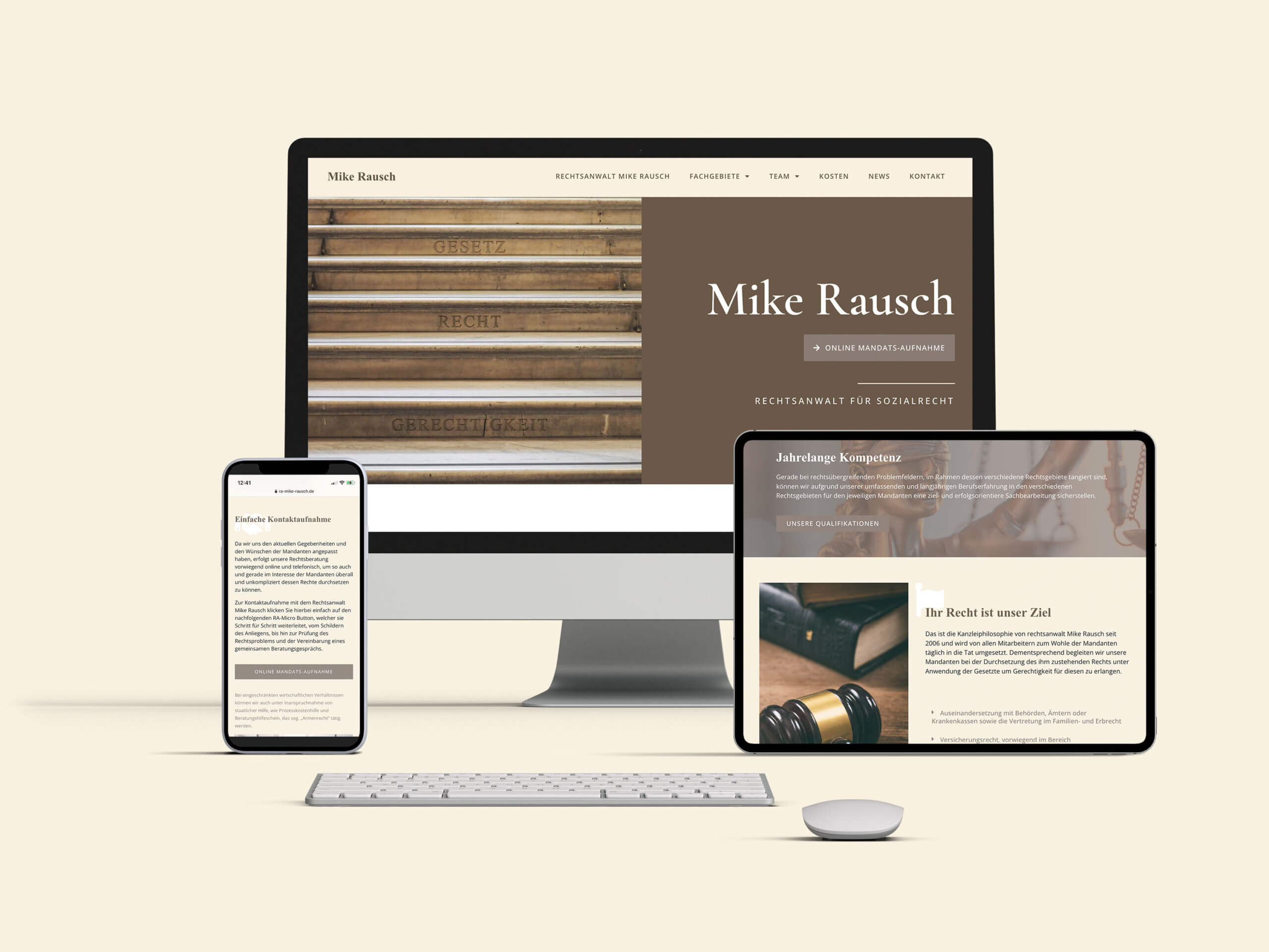 Mike Rausch Referenz